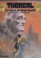 Thorgal -6a1992- La chute de Brek Zarith