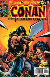 Conan the Barbarian: Flame & the Fiend (2000) -1- Conan the Barbarian: Flame & the Fiend Part One of Three
