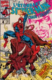 L'Étonnant Spider-Man (1990) -4- Chaos à Calgary