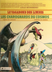 Le vagabond des Limbes -3b1987- Les charognards du cosmos