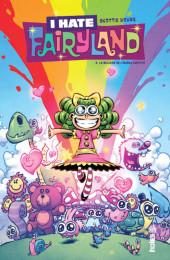 I Hate Fairyland -3- La Ballade de l'amère sucette