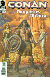 Conan and the Daughters of Midora (2004) -OS- Conan and the Daughters of Midora