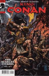King Conan: The Scarlet Citadel (2011)
