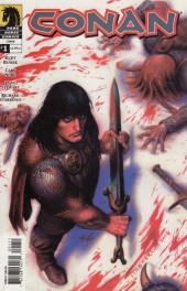 Conan (2003) -1- Out of the darksome hills