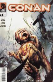 Conan (2003) -8- Born on a battlefield part 1