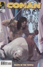 Conan (2003) -10- Death in the temple
