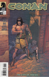 Conan (2003) -17- The city of thieves