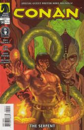 Conan (2003) -30- The serpent