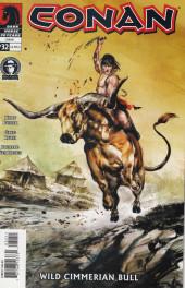Conan (2003) -32- Wild cimmerian bull