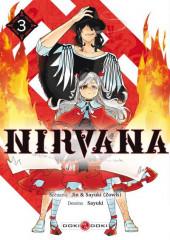 Nirvana (Sayuki) -3- Tome 3