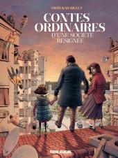 Les contes ordinaires d'Ersin Karabulut -1- Contes ordinaires d'une société résignée