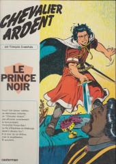 Chevalier Ardent -1a1981- Le prince noir