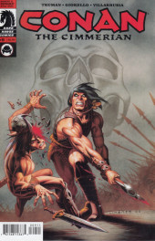 Conan the Cimmerian (2008) -9- The Mercenary