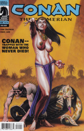 Conan the Cimmerian (2008) -15- The Sorrow of Akivasha