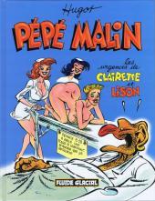 Pépé Malin -3- Les urgences de Clairette et Lison