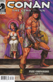 Conan the Cimmerian (2008) -18- The free companions