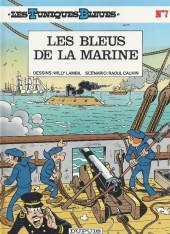 Les tuniques Bleues -7c1997- Les bleus de la marine
