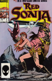 Red Sonja: The Movie (1985) -1- Red Sonja: The Movie Book One of Two