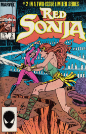 Red Sonja: The Movie (1985) -2- Red Sonja: The Movie Book Two of Two