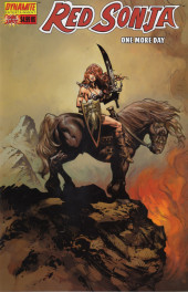Couverture de Red Sonja: One More Day (2005) - Red Sonja: One More Day