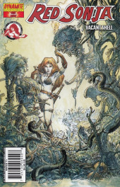Red Sonja: Vacant Shell (2007) -1VC- Red Sonja: Vacant shell