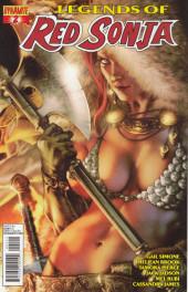 Legends of Red Sonja (2013) -2- Legends of Red Sonja Book Two of Five