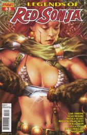 Legends of Red Sonja (2013) -3- Legends of Red Sonja Book Three of Five