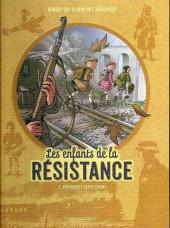 Les enfants de la Résistance -2a17- Premières répressions