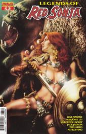 Legends of Red Sonja (2013) -4- Legends of Red Sonja Book Four of Five