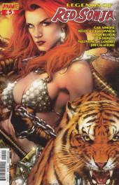 Legends of Red Sonja (2013) -5- Legends of Red Sonja Book Five of Five