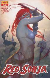 Red Sonja (2013) -4- Red Sonja #4