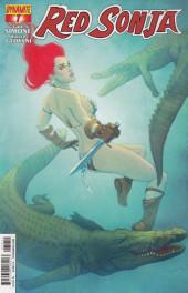 Red Sonja (2013) -7- Red Sonja #7