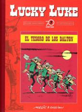 Lucky Luke (Edición Coleccionista 70 Aniversario) -58- El tesoro de los Dalton