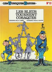 Les tuniques Bleues -12b1994- Les Bleus tournent cosaques.
