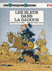 Les tuniques Bleues -13b1999- Les bleus dans la gadoue