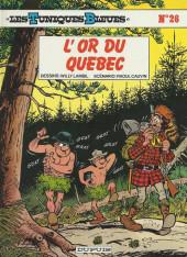 Les tuniques Bleues -26a1995- L'or du Québec