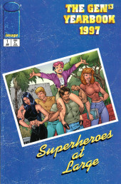 Gen13 (One shots) - the Gen13 Yearbook 1997 - Superheroes at large
