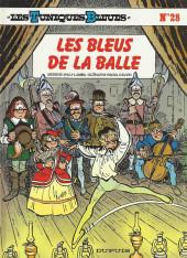 Les tuniques Bleues -28a1997- Les bleus de la balle