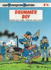 Les tuniques Bleues -31a1994- Drummer boy