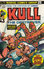 Kull the Destroyer (1973) -14- The black belfry
