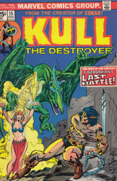 Kull the Destroyer (1973) -15- Wings of the night beast
