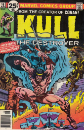 Kull the Destroyer (1973) -16- The tiger in the moon