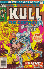 Kull the Destroyer (1973) -19- The cristal menace