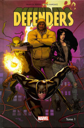 Couverture de Defenders (100% Marvel) -1- Les Diamants sont éternels