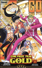 One Piece -HS24- One Piece Film : Gold - Tome 2