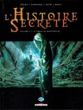 L'histoire secrète -3a2008- Le Graal de Montségur