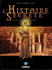L'histoire secrète -2a2007- Le château des djinns