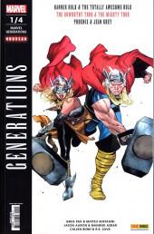 Marvel Generations -1- 1/4
