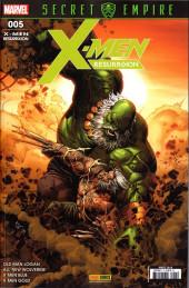 X-Men Resurrxion  -5- Jours de colère