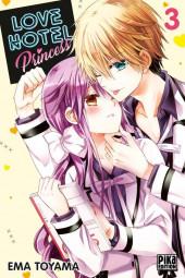 Love hotel princess -3- Tome 3